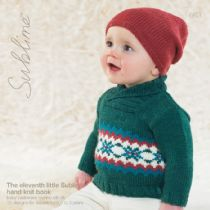 663). The eleventh little Sublime hand knit book